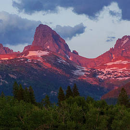 Reliving The Tetons by Chad Dutson