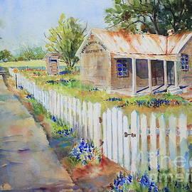 Remembering Peach Creek by Marsha Reeves
