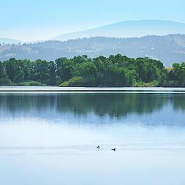 Reservoir Reflections II by Nisah Cheatham