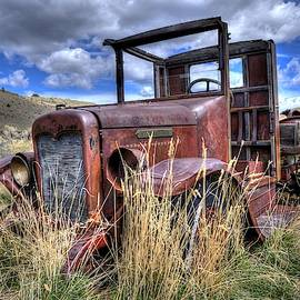 Resting And Rusting by Michael Morse