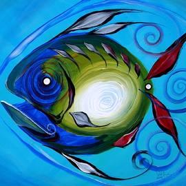 Return Fish by J Vincent Scarpace