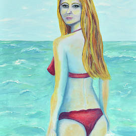 Return To The Sea by Donna Blackhall