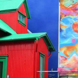 Reykjavik Colours by Diana Rajala