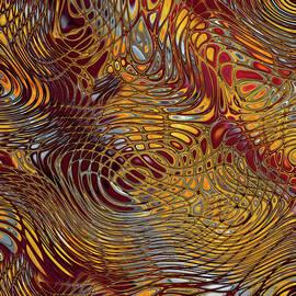 Rhythm Of Color Series by Jack Zulli