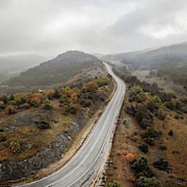 Ridgeway by Okan YILMAZ