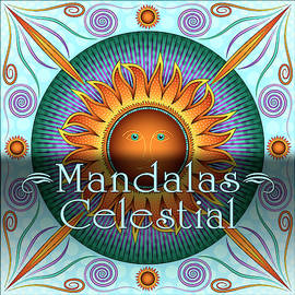 Celestial Mandalas by Becky Titus