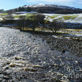 River Avon Near Tomintoul by Phil Banks