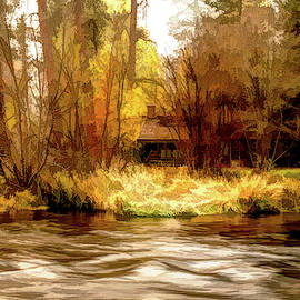 Riverside Respite ... by Judy Foote-Belleci