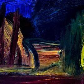 Road by Samuel Pye