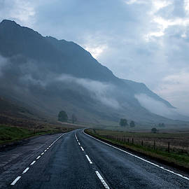 Road to the Clouds by Svetlana Sewell