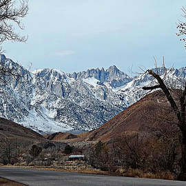 Road To The Top - Mount Whitney by Glenn McCarthy Art and Photography