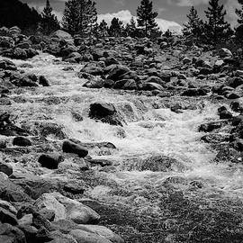 Roaring River by Michael Hills