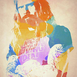 Rob Zombie by Dan Sproul
