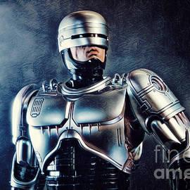 RoboCop by Pixel Chimp