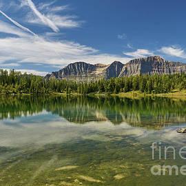 Rocky Mountain Reflection by Brian Kamprath