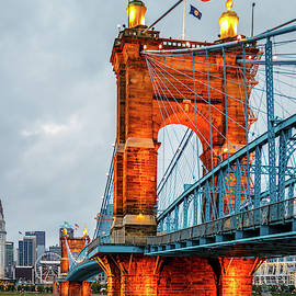 Roebling Tower by Andrew Johnson