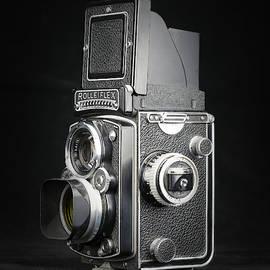 Rolleiflex 3.5E by Rudy Umans