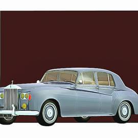 Rolls Royce Silver Cloud IIi 1963 by Jan Keteleer