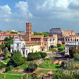Rome, The Eternal City by Douglas Taylor