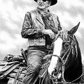 Rooster Cogburn by Andrew Read