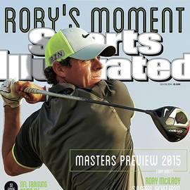 Rorys Moment 2014 British Open Sports Illustrated Cover