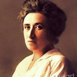 John Springfield - Rosa Luxemburg, Philosopher and Activist