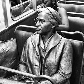 Allen Beatty - Rosa Parks - A Brave Woman