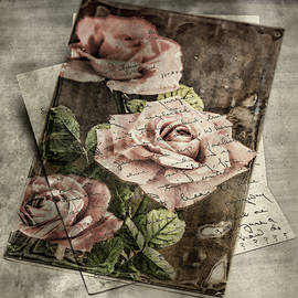 Sharon Popek - Rose Love Letters