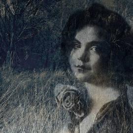Rosebud  by Sandra Selle Rodriguez