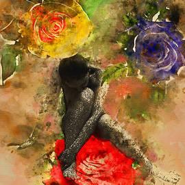Rosebuds by Carlos Paredes
