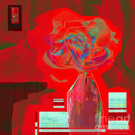 Roses are Red by Zsanan Studio