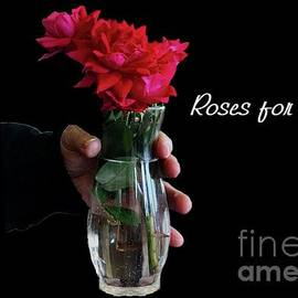 Roses for Mom by Janette Boyd
