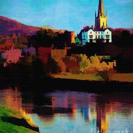 Ross on Wye by Edmund Nagele