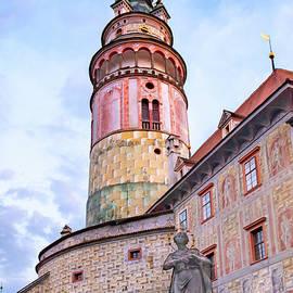 Cesky Krumlov Castle by Norma Brandsberg