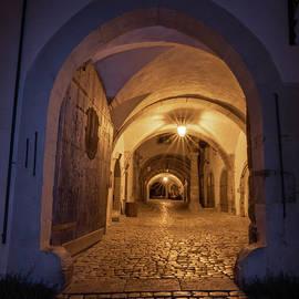 The Open Door by Norma Brandsberg