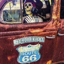 Route 66 by Richard Thomas