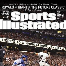 Royals Vs. Giants The Future Classic Sports Illustrated Cover