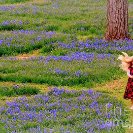 Running Where The Bluebells Bloom by Tami Quigley