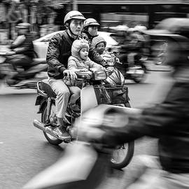 Rush Hour 1 by Rand