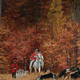 Russian Hunting by Simon Kozhin