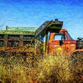 Rusty Dump by George Moore