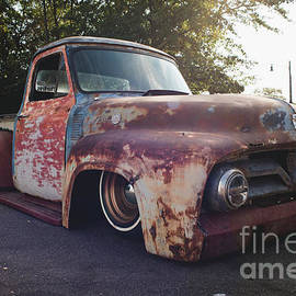 Rusty Ford by JaMarcus Bullock