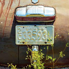 Rusty Ride ... by Judy Foote-Belleci
