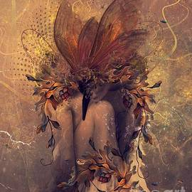 Saffron by Ali Oppy