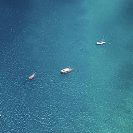 Sailing On The Blue by Az Jackson