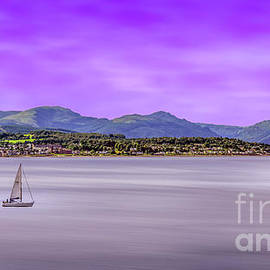 Sailing on the River Clyde by Scott Photography