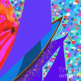 Confetti Sea by Terri Price