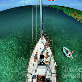 Sailing the Oceans by Edmund Nagele