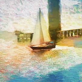 Sailing Through by Alice Gipson