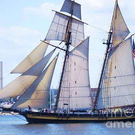 Sailing With Pride by Poet's Eye